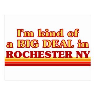 Soy un poco una GRAN COSA en Rochester Tarjeta Postal