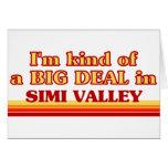 Soy un poco una GRAN COSA en Simi Valley Tarjeta