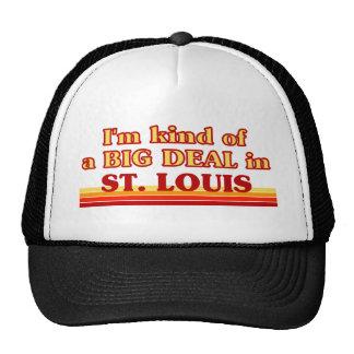 Soy un poco una GRAN COSA en St. Louis Gorras