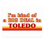 Soy un poco una GRAN COSA en Toledo Postal