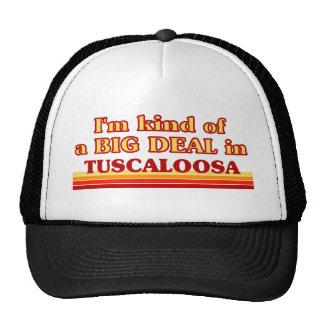 Soy un poco una GRAN COSA en Tuscaloosa Gorro De Camionero