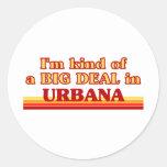 Soy un poco una GRAN COSA en Urbana Etiqueta