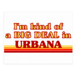 Soy un poco una GRAN COSA en Urbana Postales