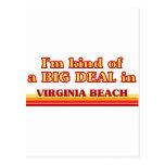 Soy un poco una GRAN COSA en Virginia Beach Postal