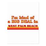 Soy un poco una GRAN COSA en West Palm Beach Postal