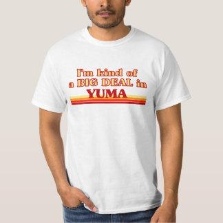 Soy un poco una GRAN COSA en Yuma Poleras