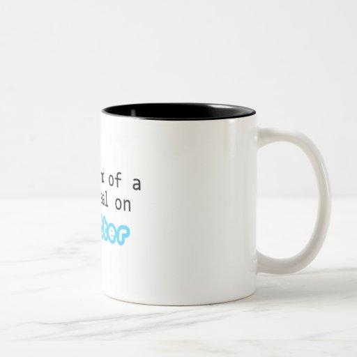 Soy un poco una taza de la gran cosa