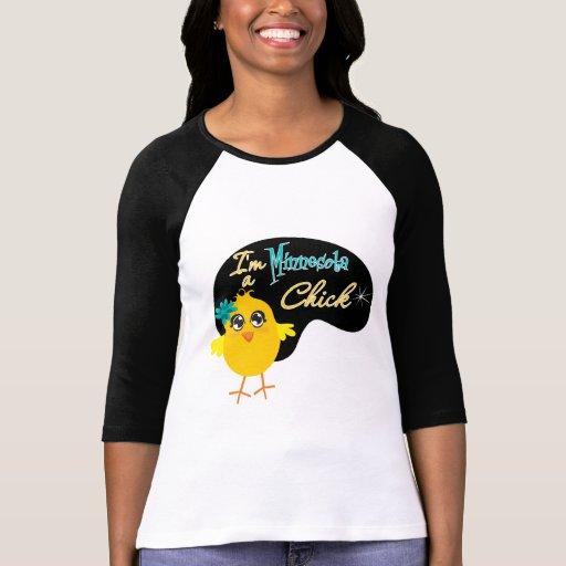 Soy un polluelo de Minnesota Camiseta