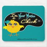 Soy un polluelo de New México Alfombrilla De Ratón