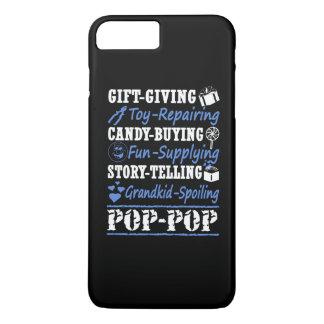 Soy UN POP-POP ORGULLOSO Funda iPhone 7 Plus