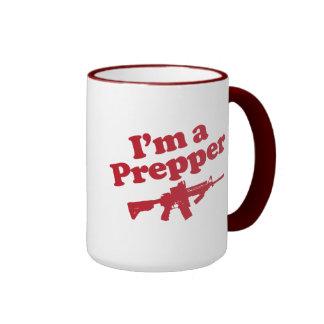 Soy un Prepper Tazas De Café