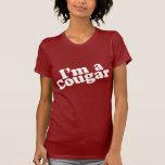 Soy un puma camisetas