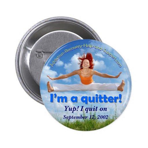 ¡Soy un quitter! (imagen adaptable) Pins