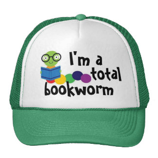 Soy un ratón de biblioteca total gorras