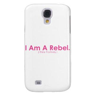 Soy un rebelde funda para galaxy s4