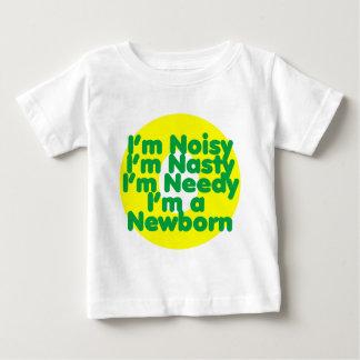 Soy un recién nacido playeras
