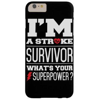 Soy un superviviente del movimiento. ¿Cuál es su Funda De iPhone 6 Plus Barely There