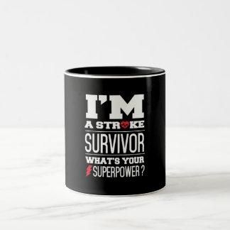 Soy un superviviente del movimiento. ¿Cuál es su Taza Dos Tonos