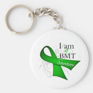 Soy un superviviente del trasplante de la médula llaveros personalizados
