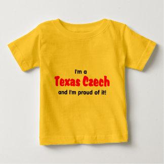 Soy un Tejas Checo - camiseta