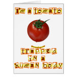 Soy un tomate… tarjetón