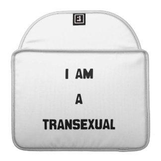 SOY UN TRANSEXUAL FUNDA PARA MACBOOK PRO