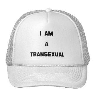 SOY UN TRANSEXUAL GORRA
