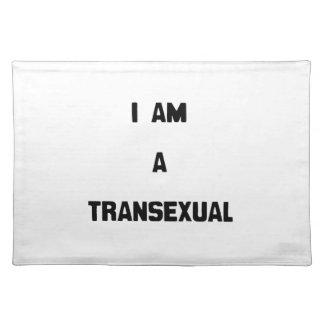 SOY UN TRANSEXUAL MANTEL INDIVIDUAL