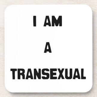 SOY UN TRANSEXUAL POSAVASOS
