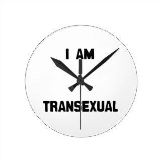 SOY UN TRANSEXUAL RELOJ