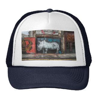 Soy un unicornio pintada de Shoreditch Londres Gorro De Camionero