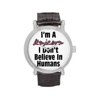 Soy un unicornio relojes