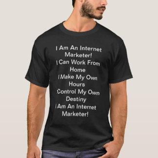 Soy un vendedor del Internet Playera