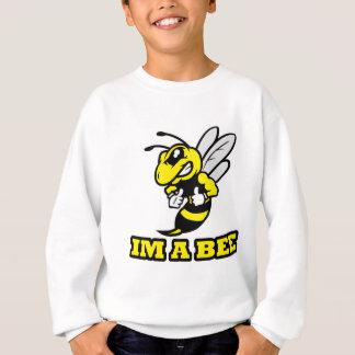 Soy una abeja sudadera