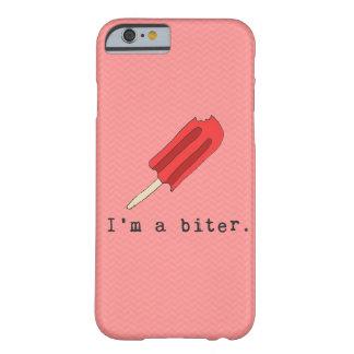 Soy una caja roja de Iphone del Popsicle del Funda Barely There iPhone 6