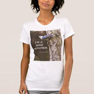 Soy una camisa del vigilante de pájaro