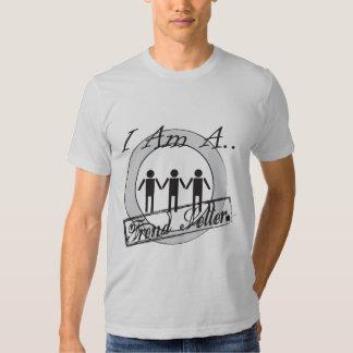 Soy una camiseta 2 del pionero de la moda playeras