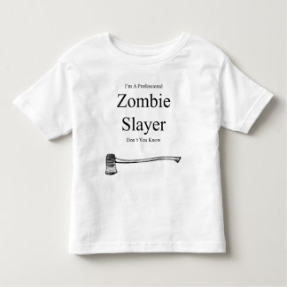 Soy una camiseta de los niños del asesino del