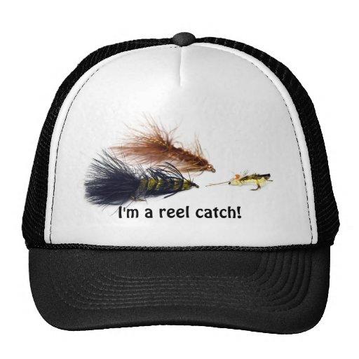 Soy una captura del carrete gorras
