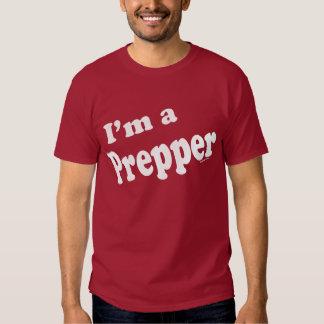 Soy Una DD oscura de Prepper Playeras