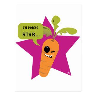 ¡soy una estrella de la pornografía!! © Les Postal