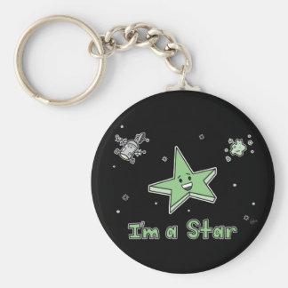 Soy una estrella - llavero