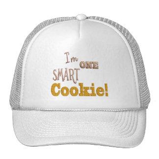 Soy una galleta elegante gorras de camionero