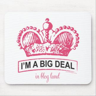 Soy una gran cosa en Blogland Tapete De Ratón