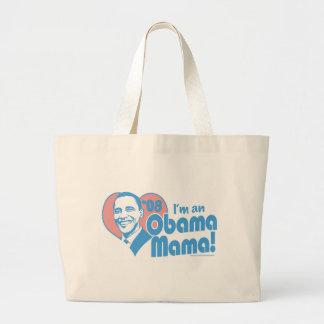 Soy una mamá Bag de Obama Bolsa De Mano