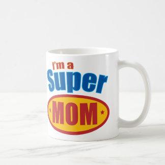 Soy una mamá estupenda tazas