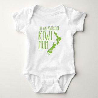 Soy una MOMIA impresionante Nueva Zelanda del KIWI Camisas
