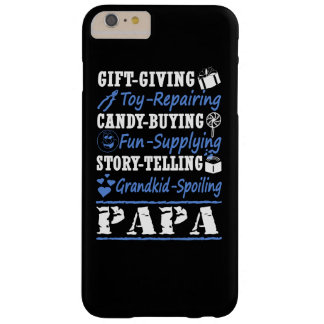 Soy UNA PAPÁ ORGULLOSA Funda Barely There iPhone 6 Plus