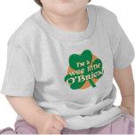 Soy una pequeña camiseta pequenita del niño de