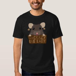 Soy una señora loca de la rata playera